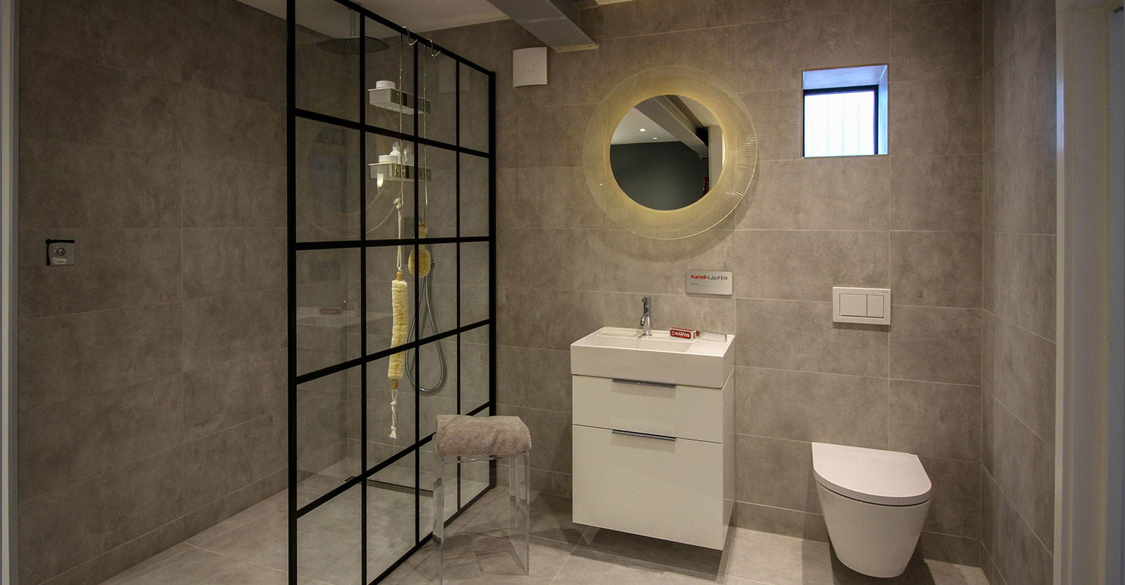 Aquatec Bathroom Showroom in Salisbury and surrounding areas