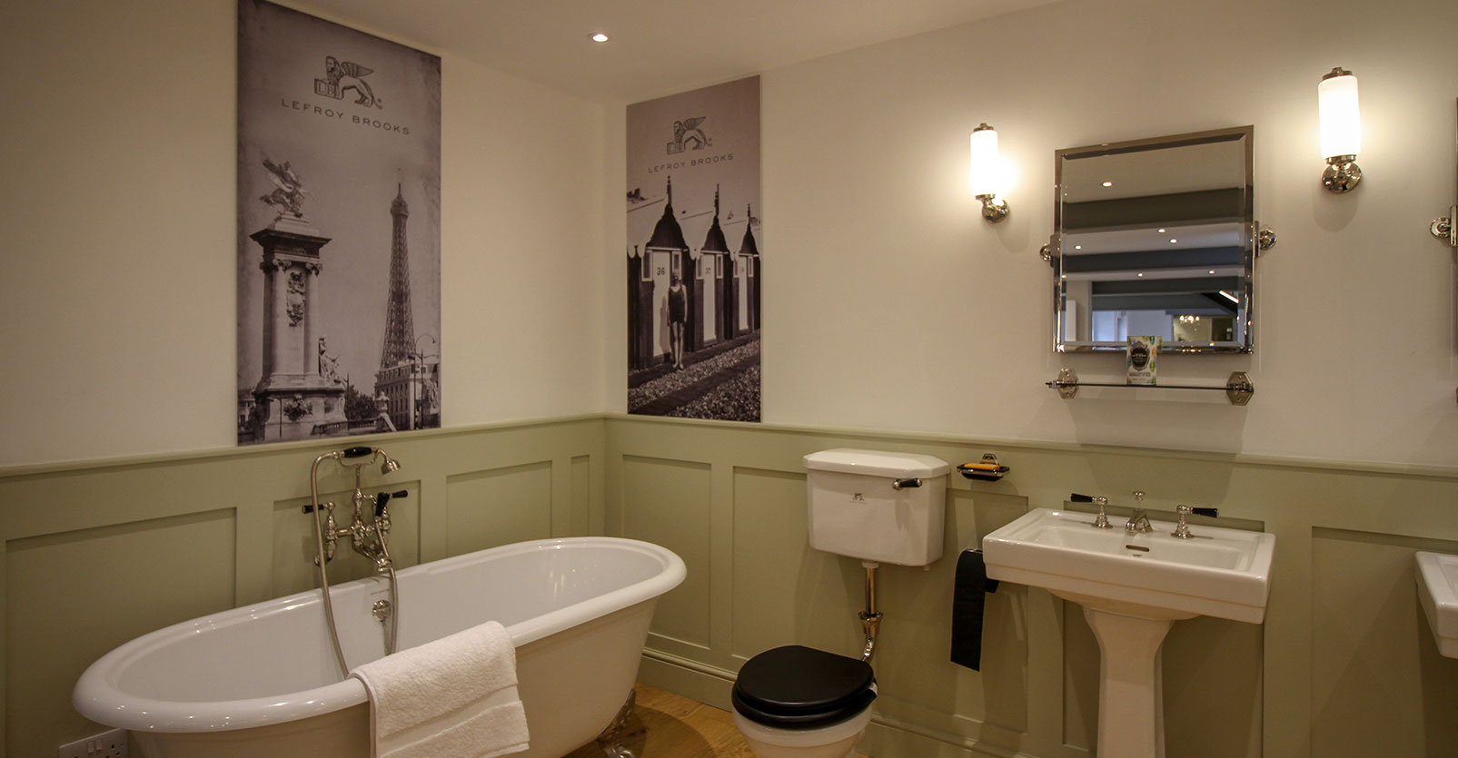 Aquatec Bathroom Suppliers in and around Wiltshire